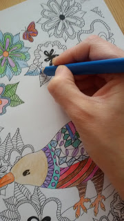 mandala da colorare - disegno antistress