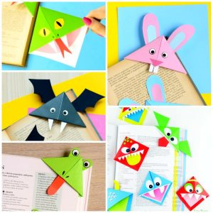 Fun-Corner-Bookmarks-Ideas-for-Kids