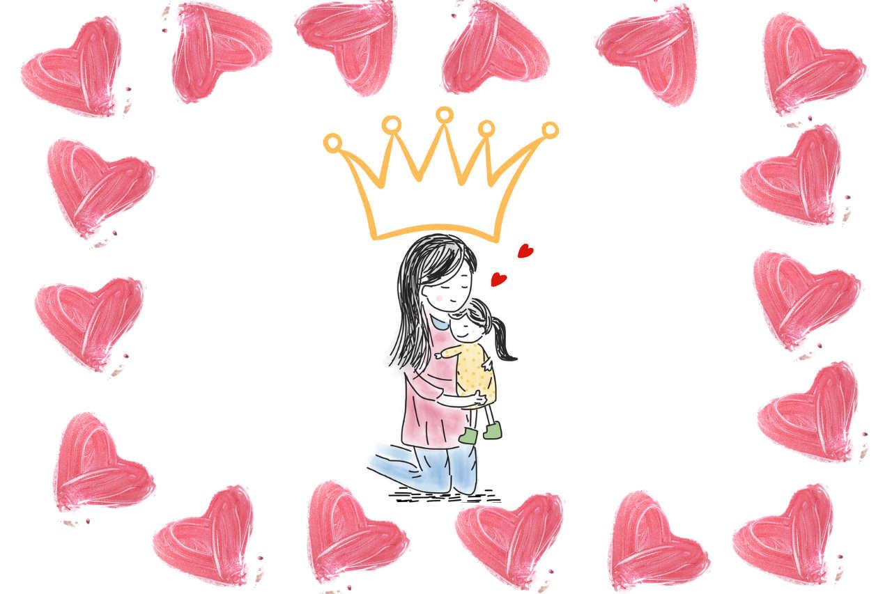 la regina dei baci Babalibri