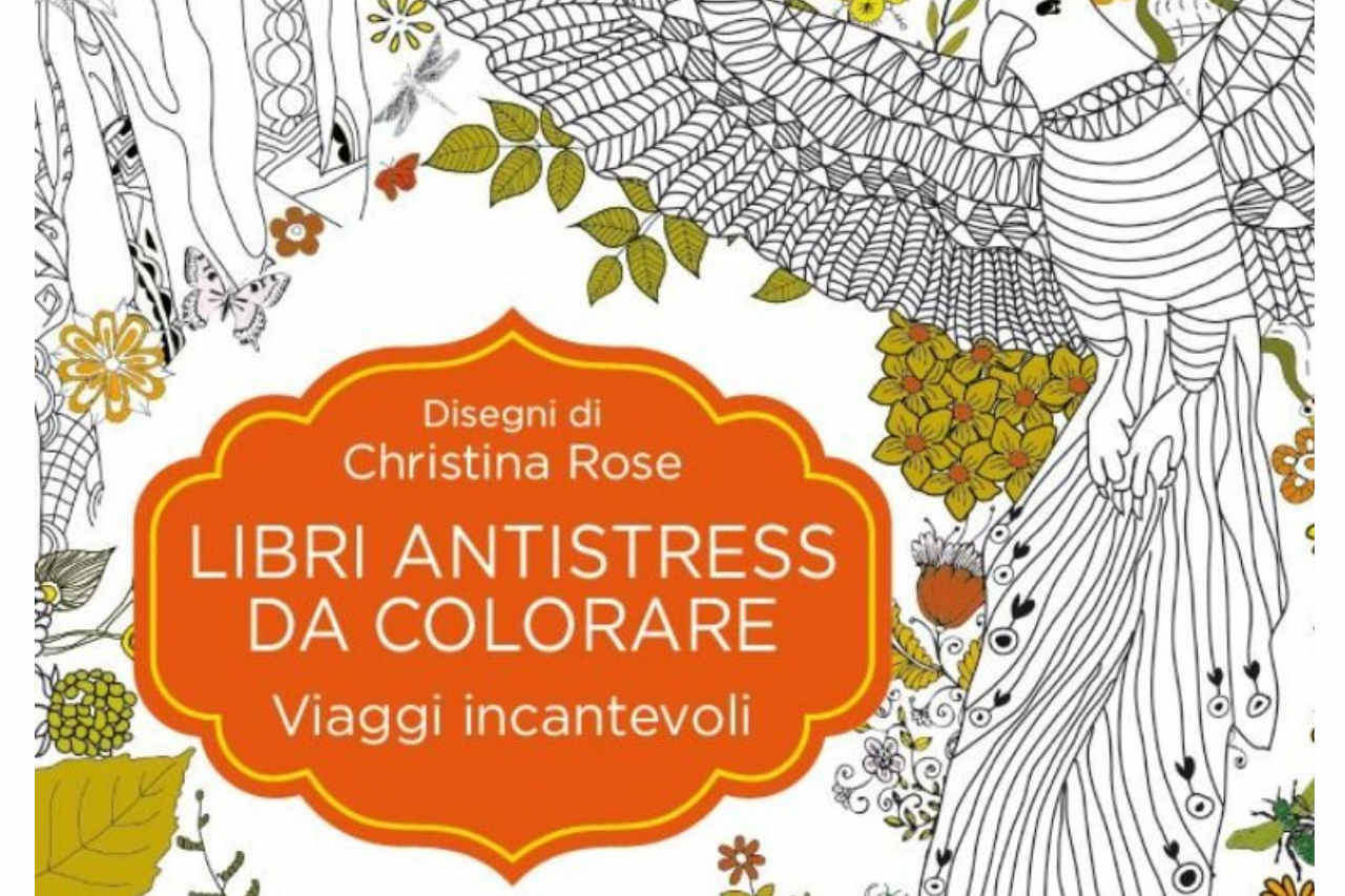 disegni antistress