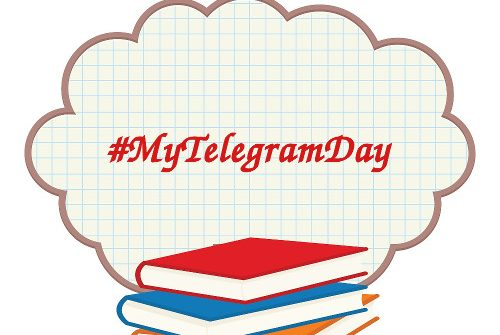 book-my-telegram-day