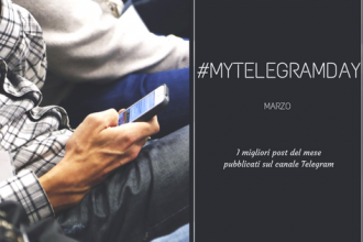 MyTelegramDay consigli di lettura Marzo