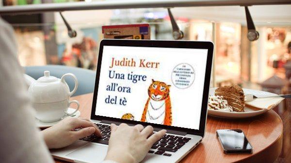 una tigre all'ora del tè di judith kerr
