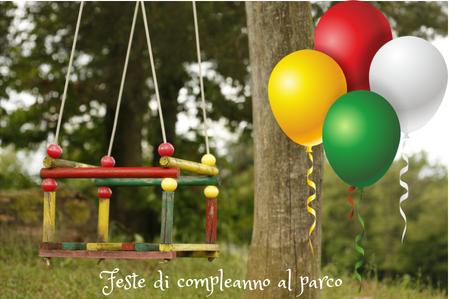 Feste di compleanno al parco
